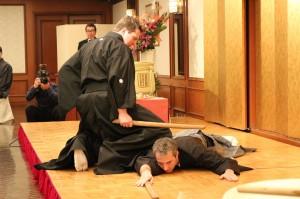 Hokushin Itto-Ryu Enbu performed by Lyutov Dmitry (Hatsu-Mokuroku) and Klaaßen Jan (Hatsu-Mokuroku)